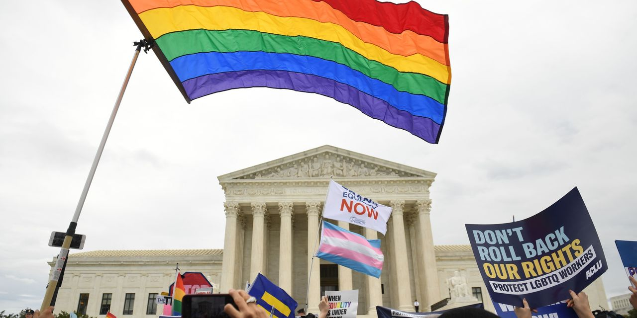 Supreme Court Rules for Gay Rights in the Workplace