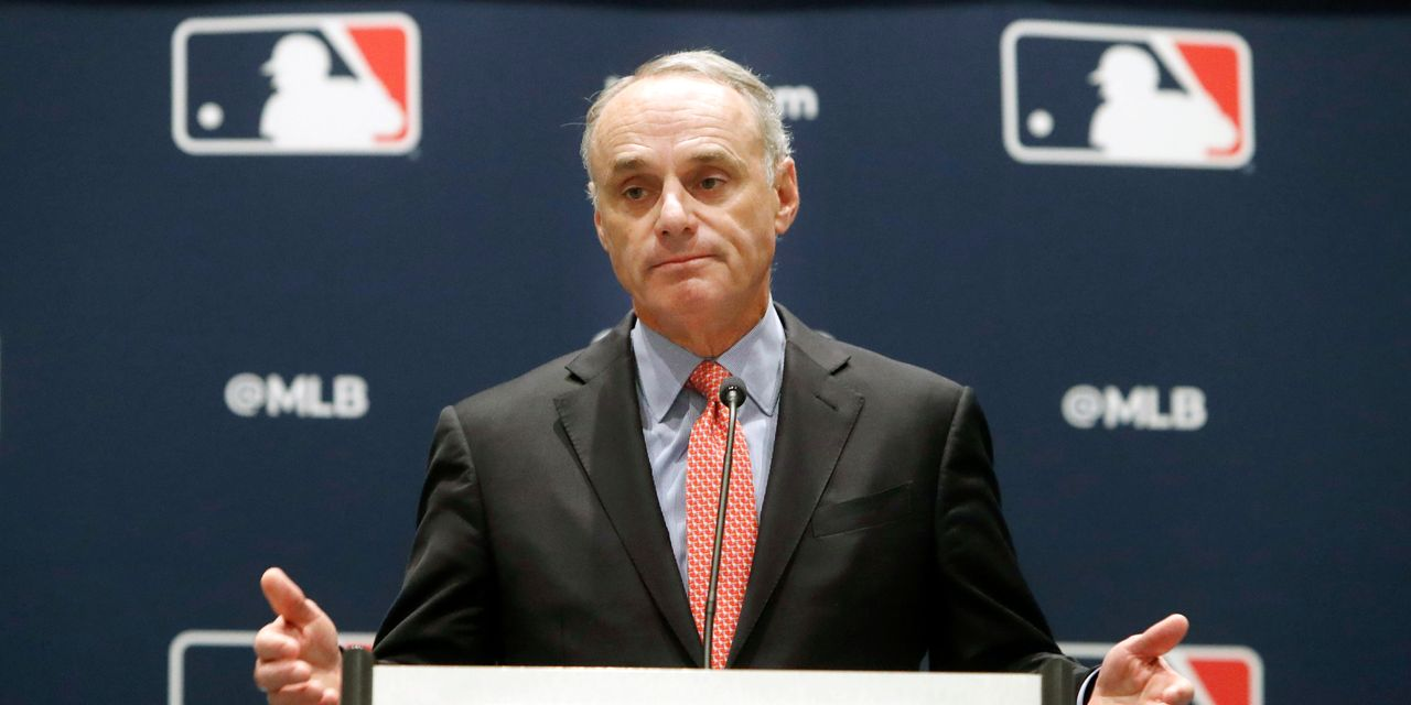 MLB Commissioner Says Season Could Be Called Off