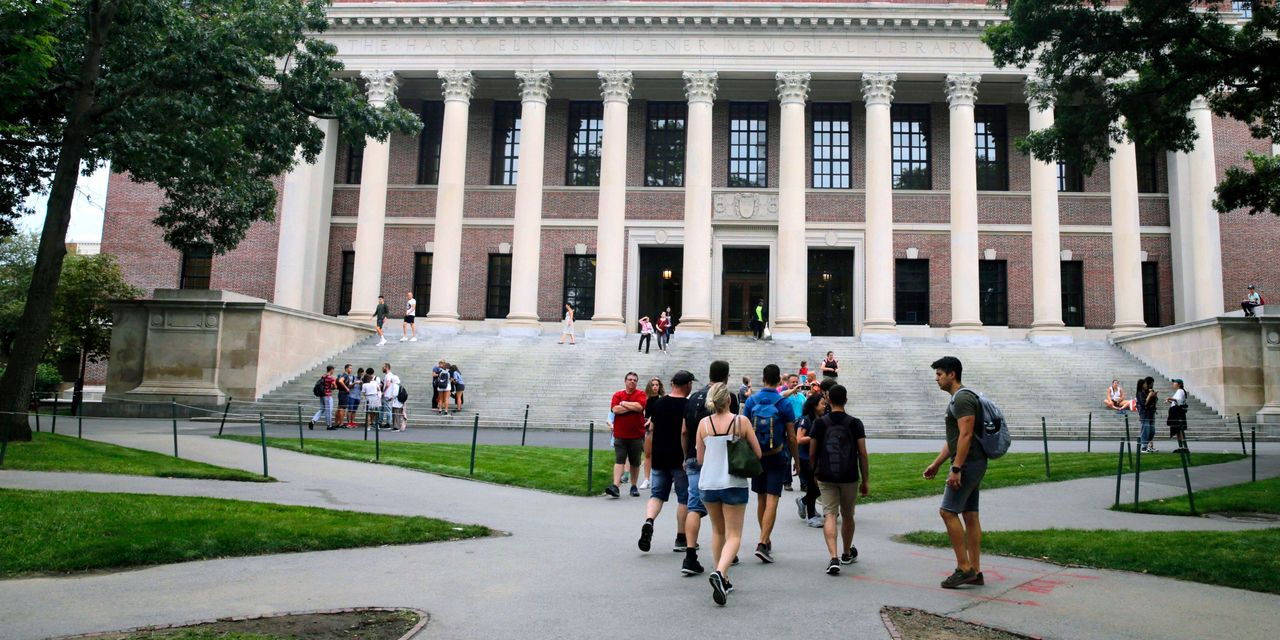 Harvard University Won't Require SAT, ACT for Admissions Next Year