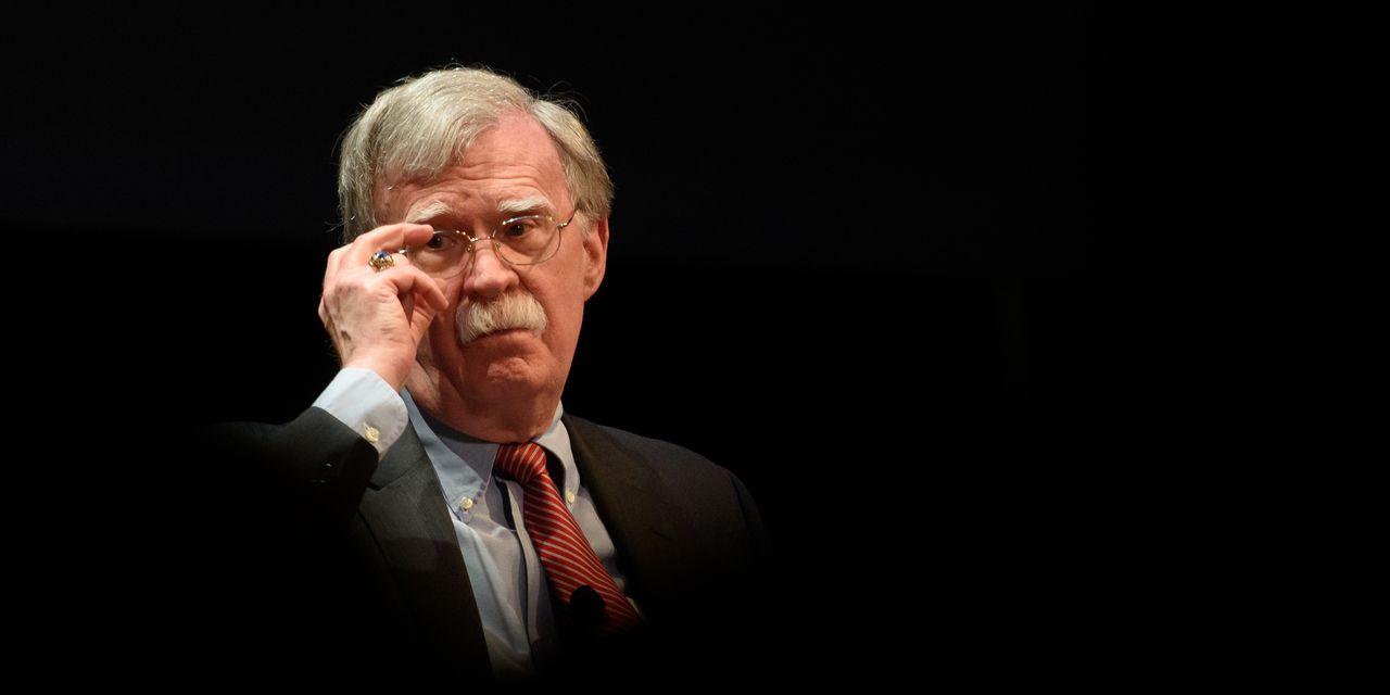 Trump Put Re-Election Prospects Ahead of National Interest, Bolton Alleges
