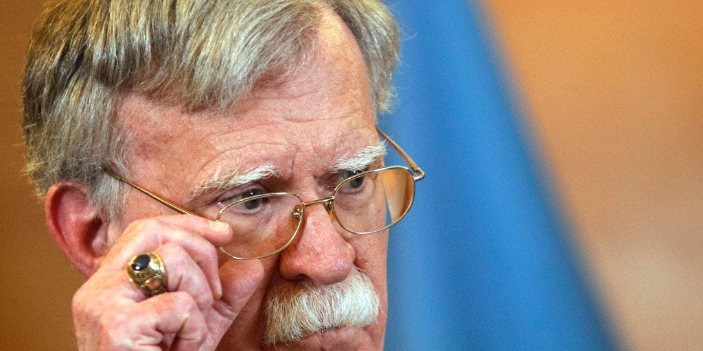Most explosive claims about Trump in upcoming John Bolton memoir