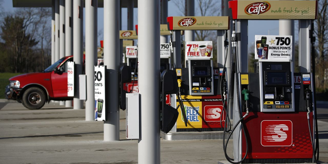 Marathon Petroleum in Talks With Potential Buyers of Speedway Gas-Station Unit