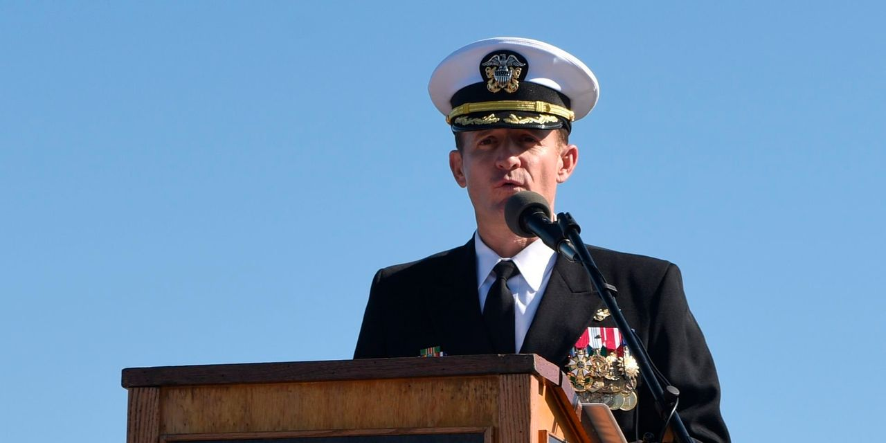 Navy Won't Reinstate Captain of USS Theodore Roosevelt