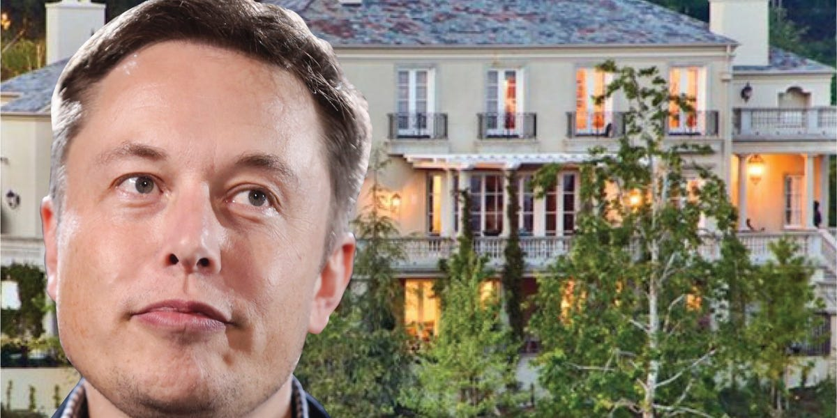 Musk sells Bel-Air house to Chinese billionaire for $29 million: WSJ