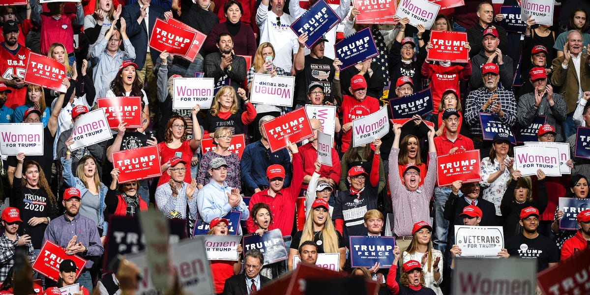 The Oklahoma Supreme Court unanimously rejected requiring masks at Trump's Tulsa rally