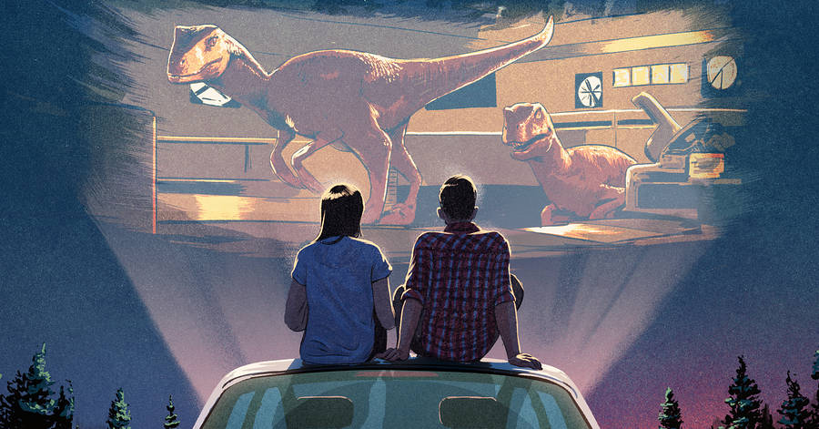 This Summer's Drive-in Movie Craze: A Guide for Old Fans and Newbies