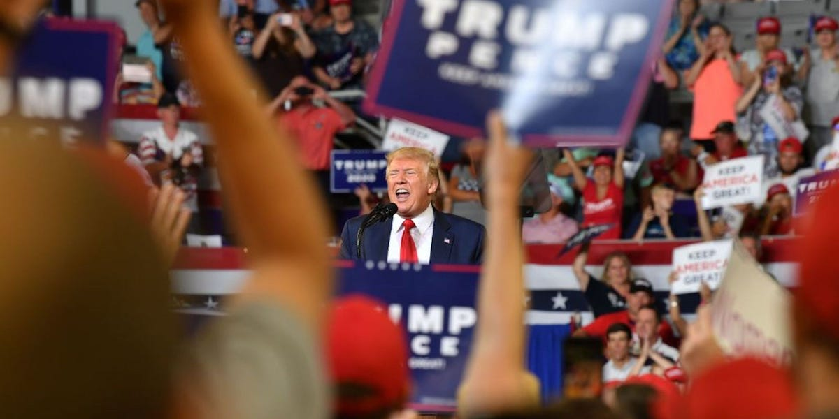 6 Trump campaign staff test positive for COVID-19 ahead of rally