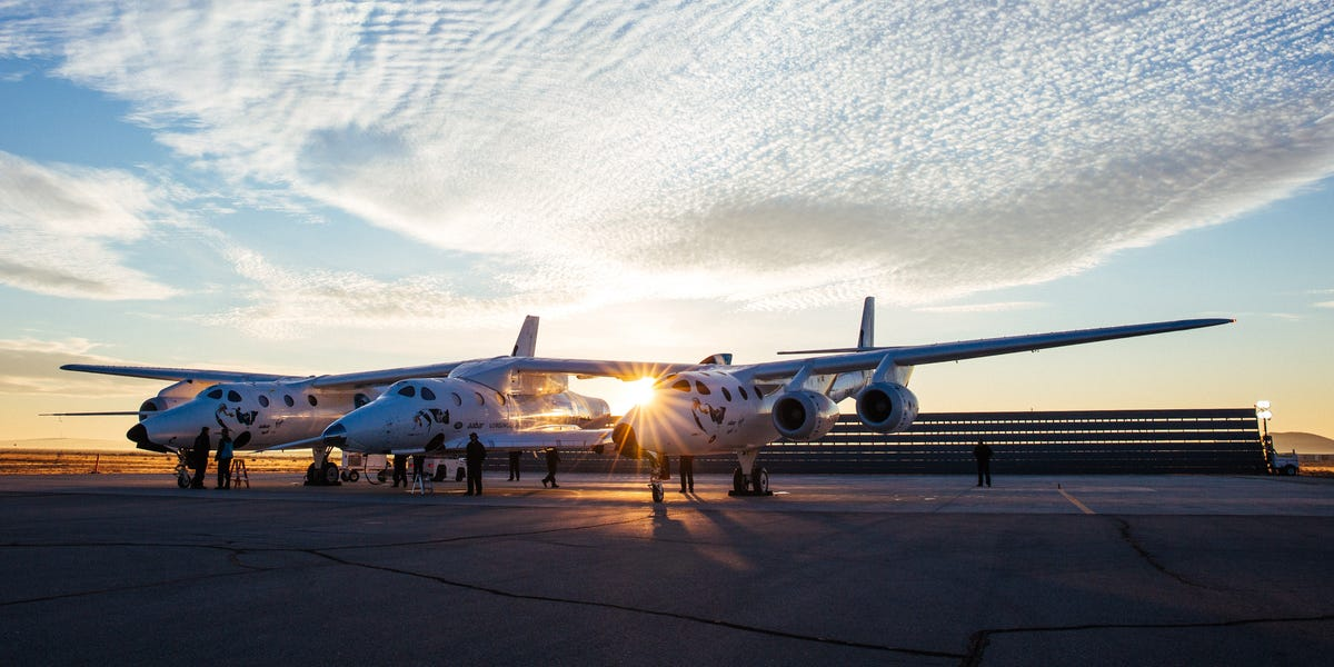 Virgin Galactic inks a deal with NASA to help train private astronauts