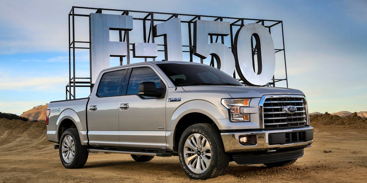 All-new Ford F-150 pickup why it's America's bestselling truck