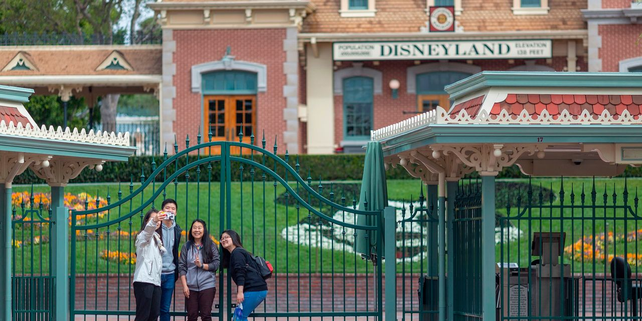 Disney Workers Push Back on Park Reopening Plans as Covid Cases Rise
