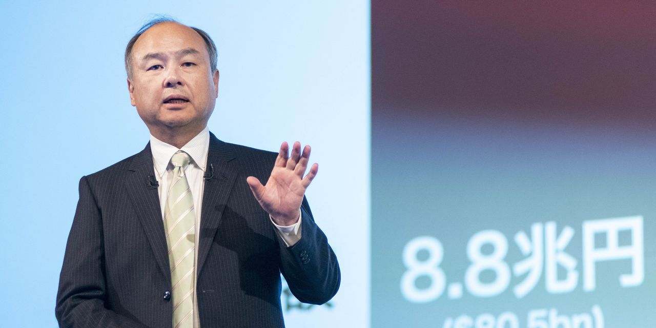 SoftBank CEO Masayoshi Son Says He Will Resign From Board of Alibaba