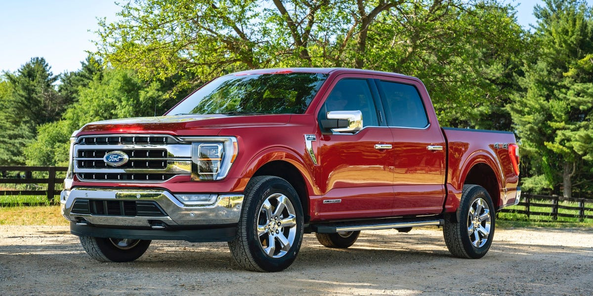 All new Ford F-150 revealed photos features engines
