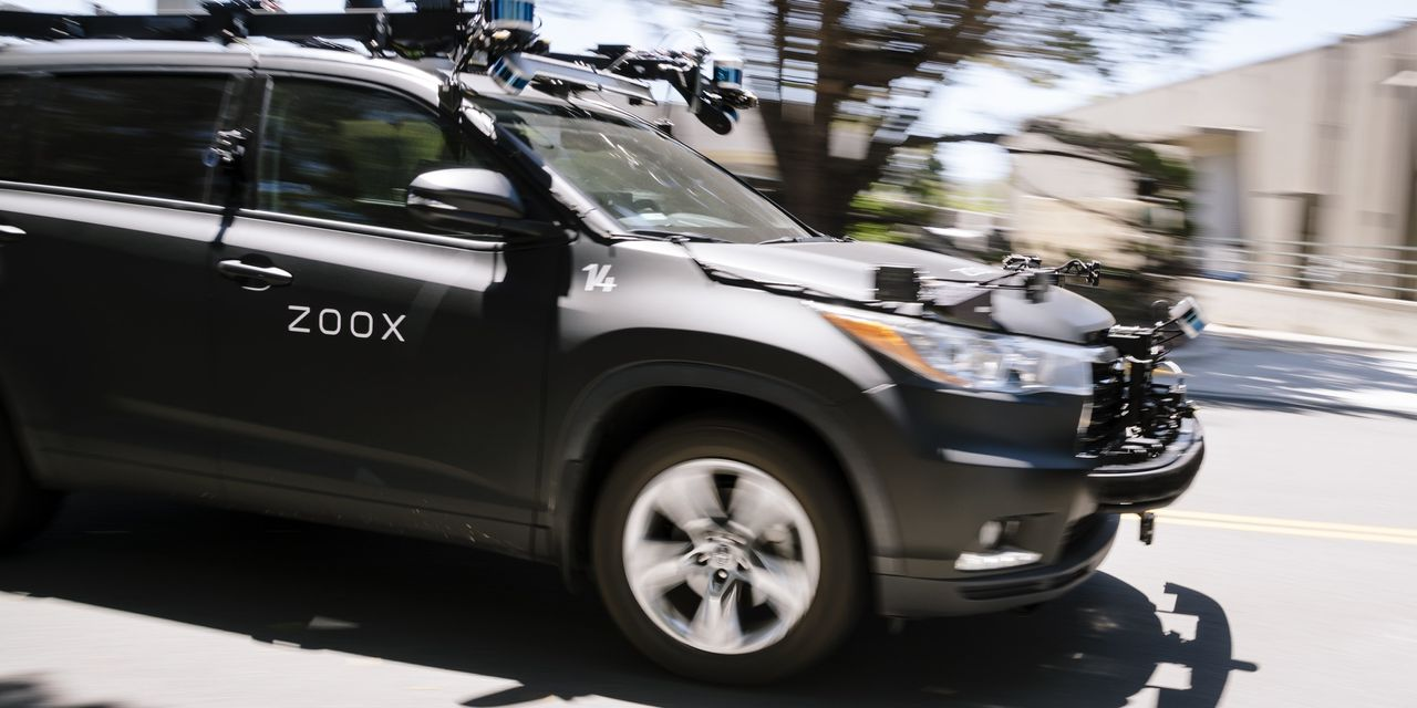 Amazon to Acquire Self-Driving Startup Zoox