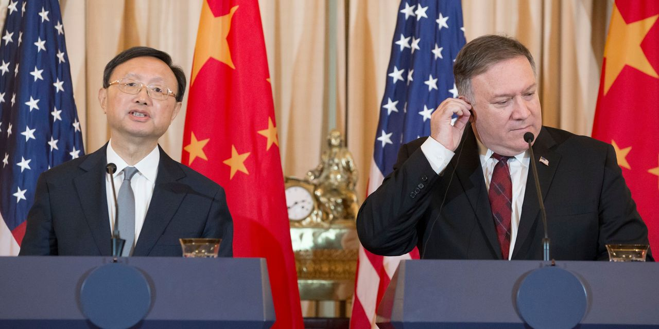 China Message to U.S.: Crossing 'Red Lines' Could Put Trade Deal at Risk