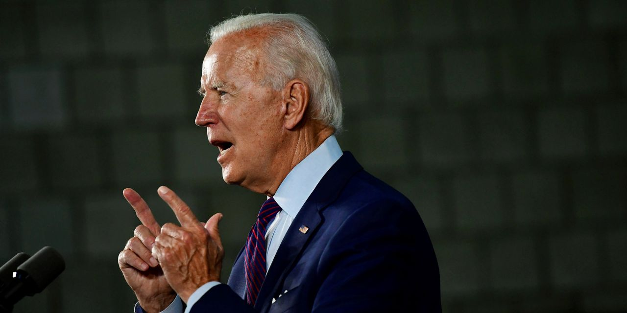Progressive Energy Offers Joe Biden a Mixed Blessing