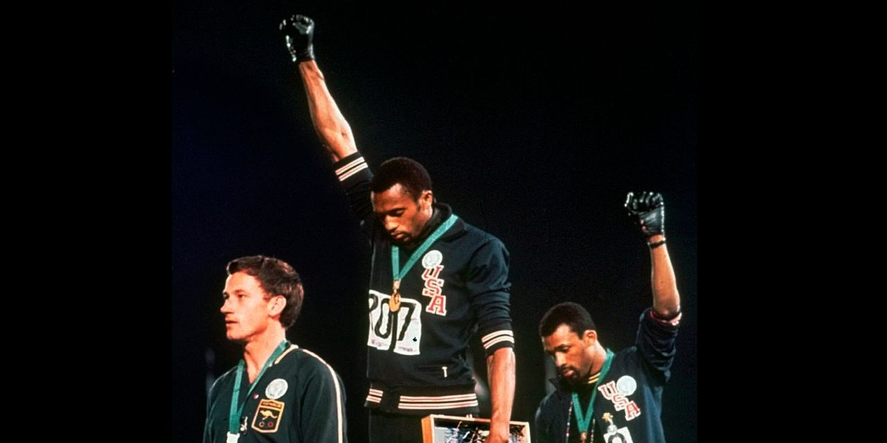 U.S. Athletes to Olympics: Let Us Protest