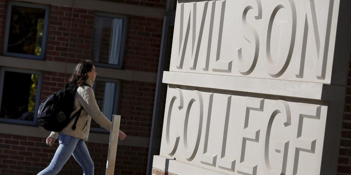 Princeton to remove Woodrow Wilson's name from campus buildings