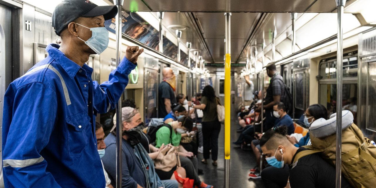 Public Transit Use Is Associated With Higher Coronavirus Death Rates, Researchers Find