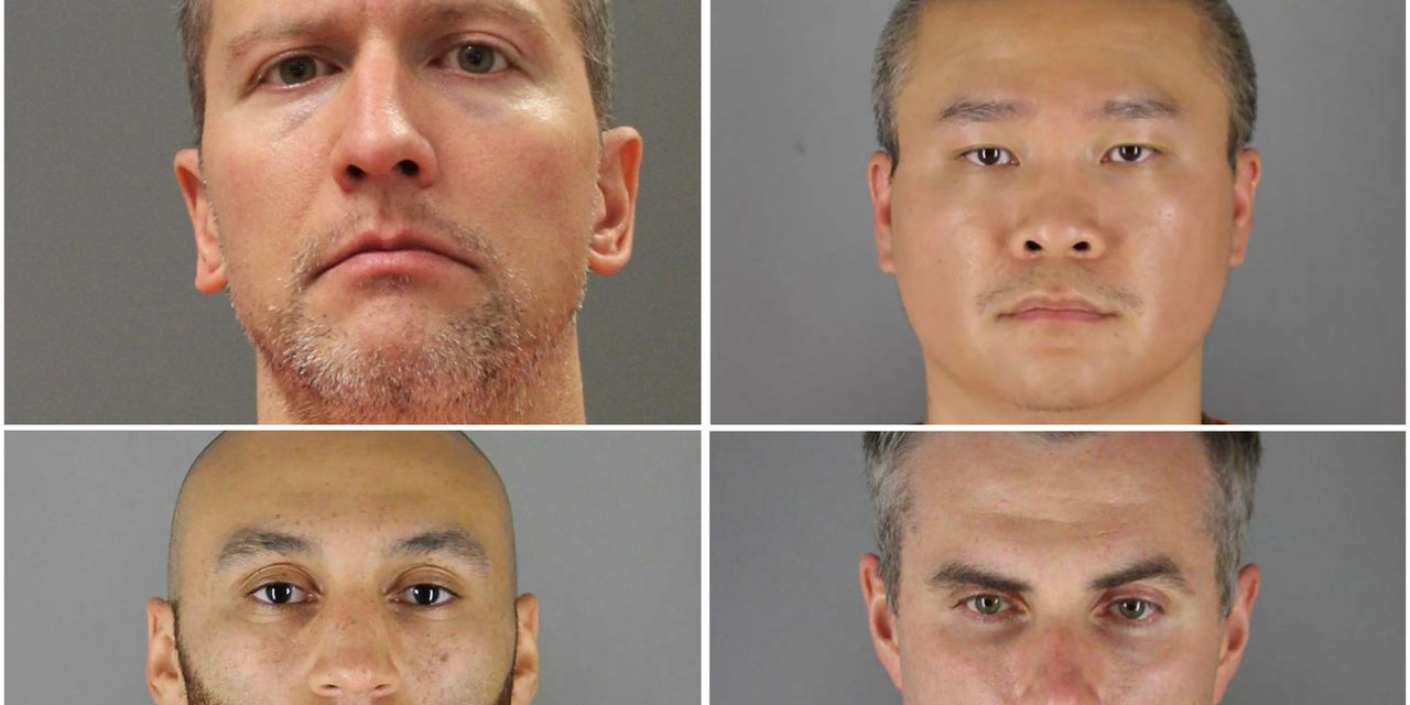 The Other Police Officers Charged in George Floyd's Killing