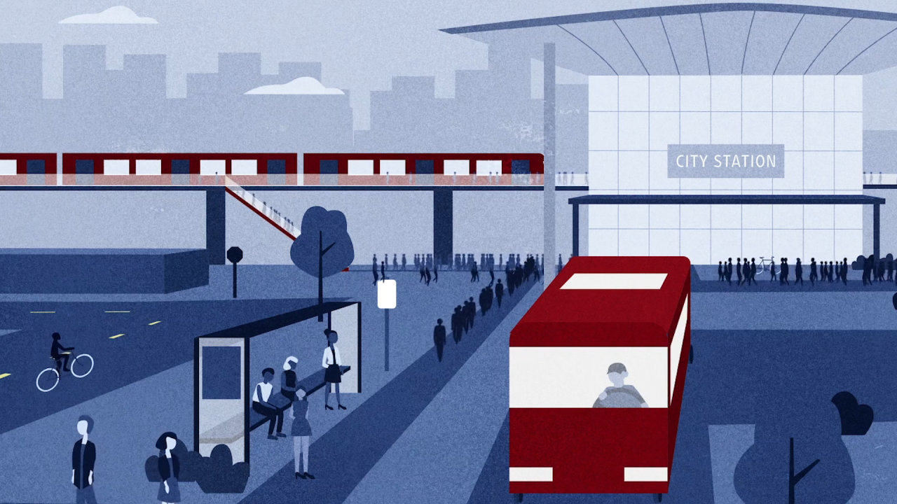 How the Coronavirus Pandemic Is Changing the Way We Commute