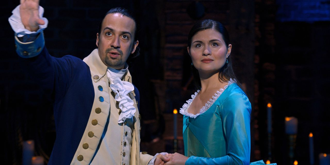 'Hamilton' Review: The Revolution, Now Televised