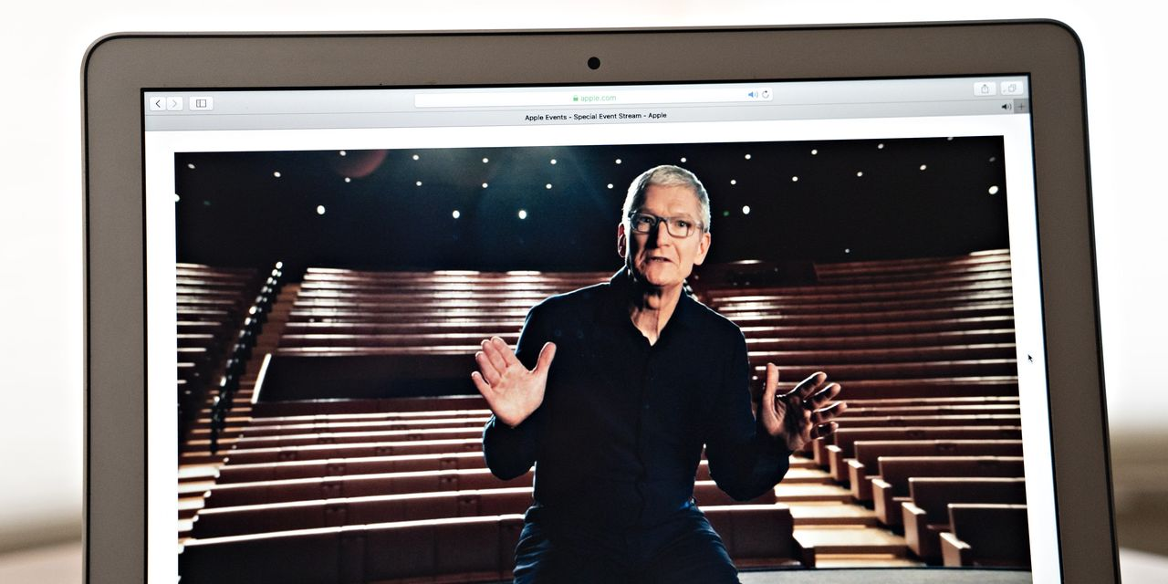 Apple's Virtual Event Gives Hope for Online-Only Conferences in Covid-19 Era