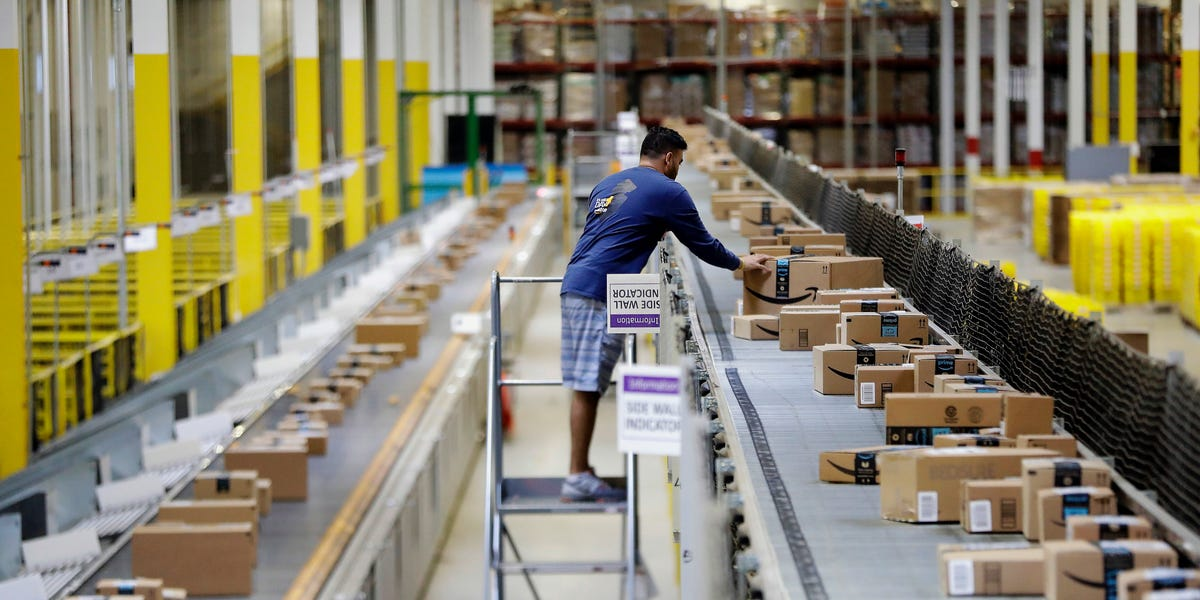Amazon third-party sellers M&A on the rise