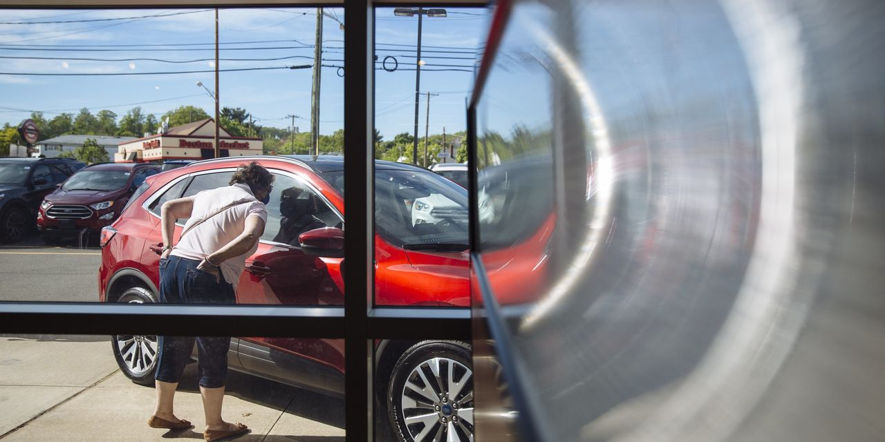 Car-Sales Fell in the Second Quarter, Despite Deals and Covid-19 Stimulus