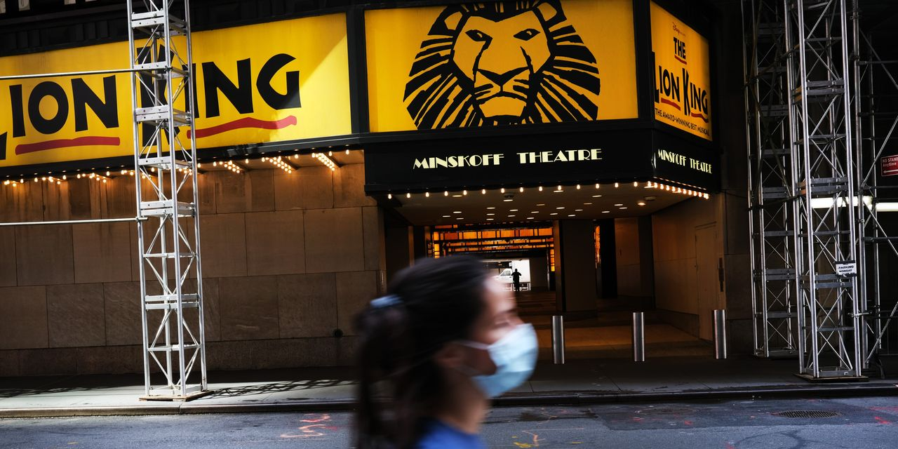 Broadway Will Remain Dark Until 2021. It Has to Reset Before the Curtain Goes Up Again.