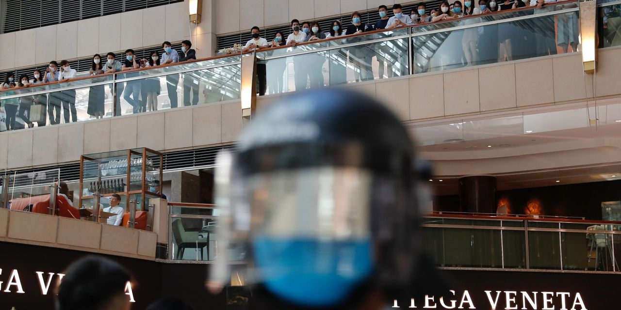 Hong Kong Security Law Jolts International Business