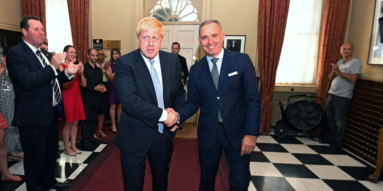 Boris Johnson Takes Aim at Bureaucrats, Seeing Them as Obstacles to Change