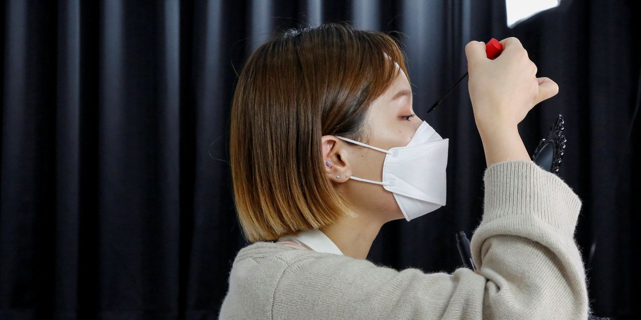 Masks and Makeup Don't Mix, So Cosmetic Fans Seek Permanent Fix