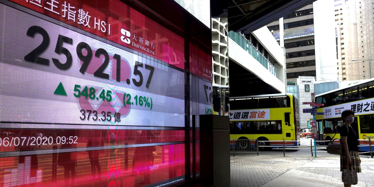 Global Stocks Jump, Led By Surge in Chinese Markets