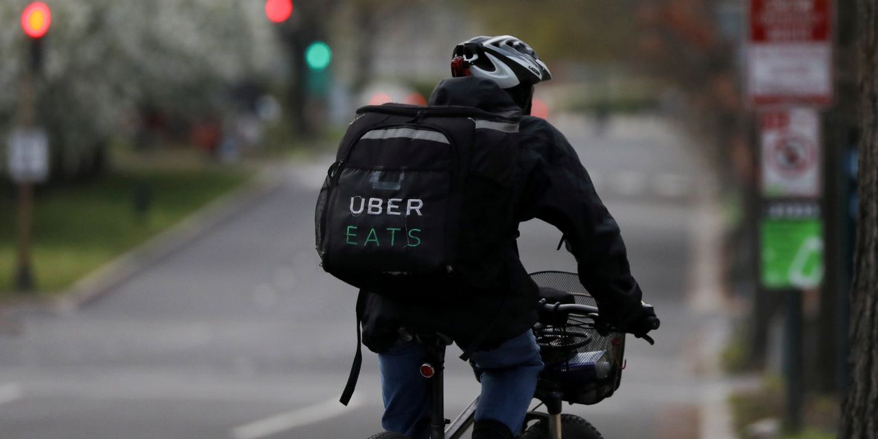 Uber to Buy Postmates for $2.65 Billion in Stock