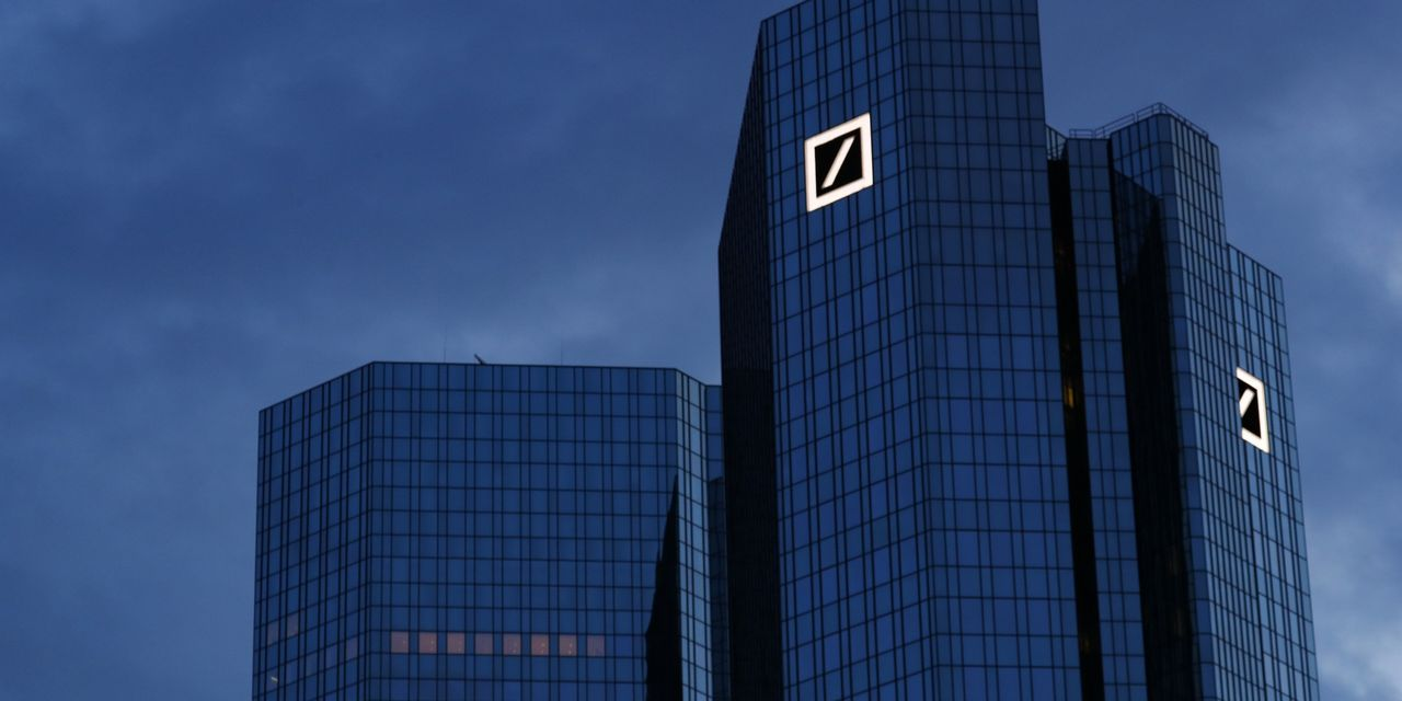 Deutsche Bank Fined $150 Million Over Epstein Links, Other Lapses