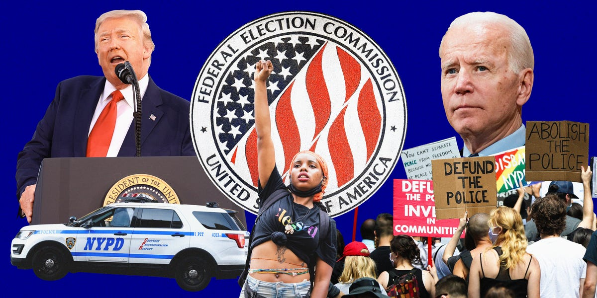 Feds grapple with political committees awash in racism, doxxing and personal attacks