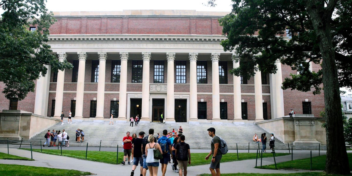 Harvard and MIT seek to block order deporting students studying online