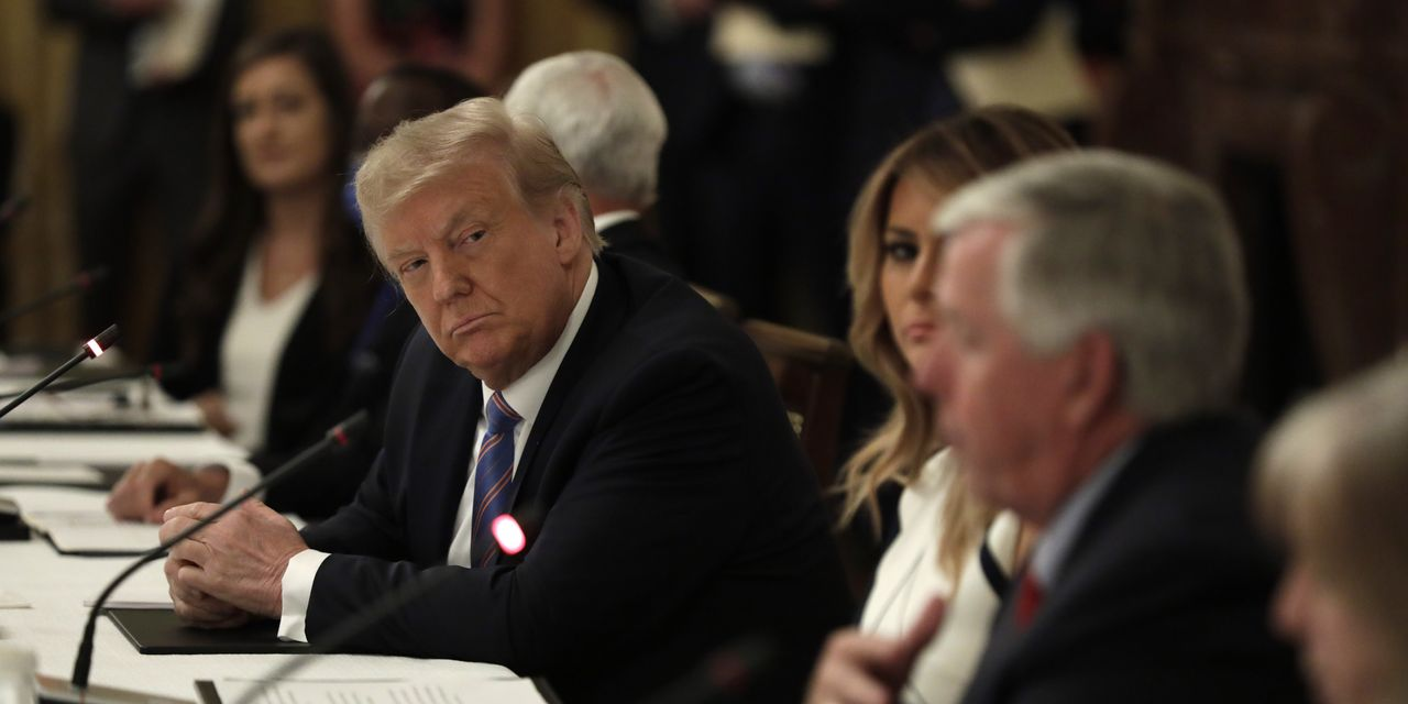 Trump Criticizes CDC Guidelines for Reopening Schools