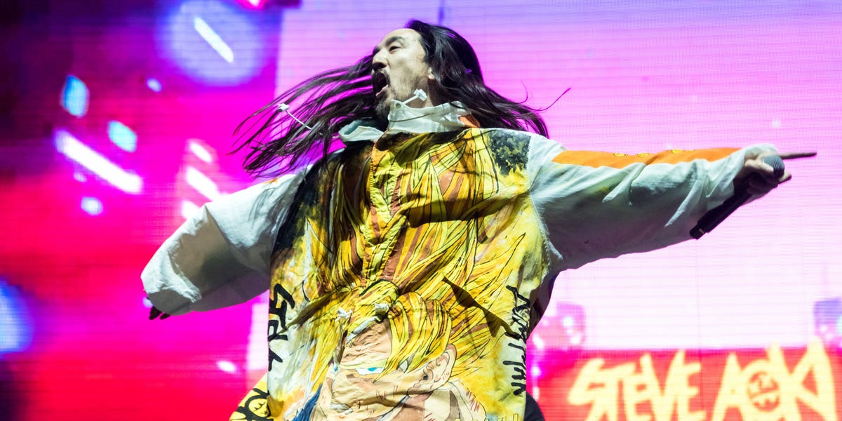 Steve Aoki on the influence music has on fashion and sustainability