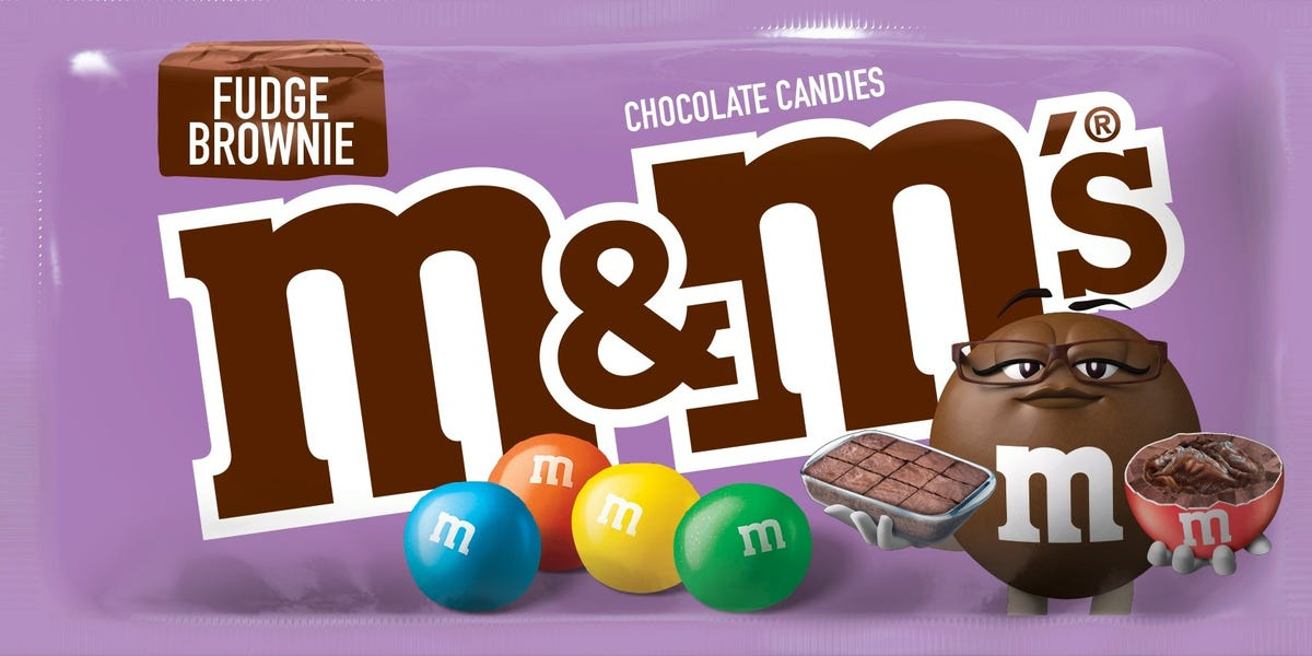 Launching a new M&M's flavor amid a pandemic was a brilliant strategy