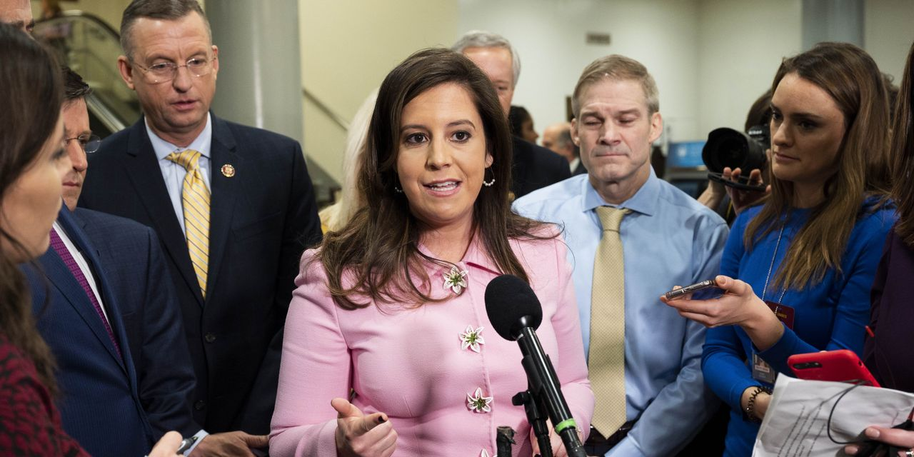 New York's Elise Stefanik Is Raising Millions. What Comes Next?