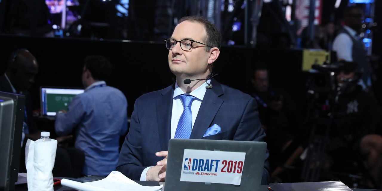 ESPN Suspends Adrian Wojnarowski After Profane Email to U.S. Senator