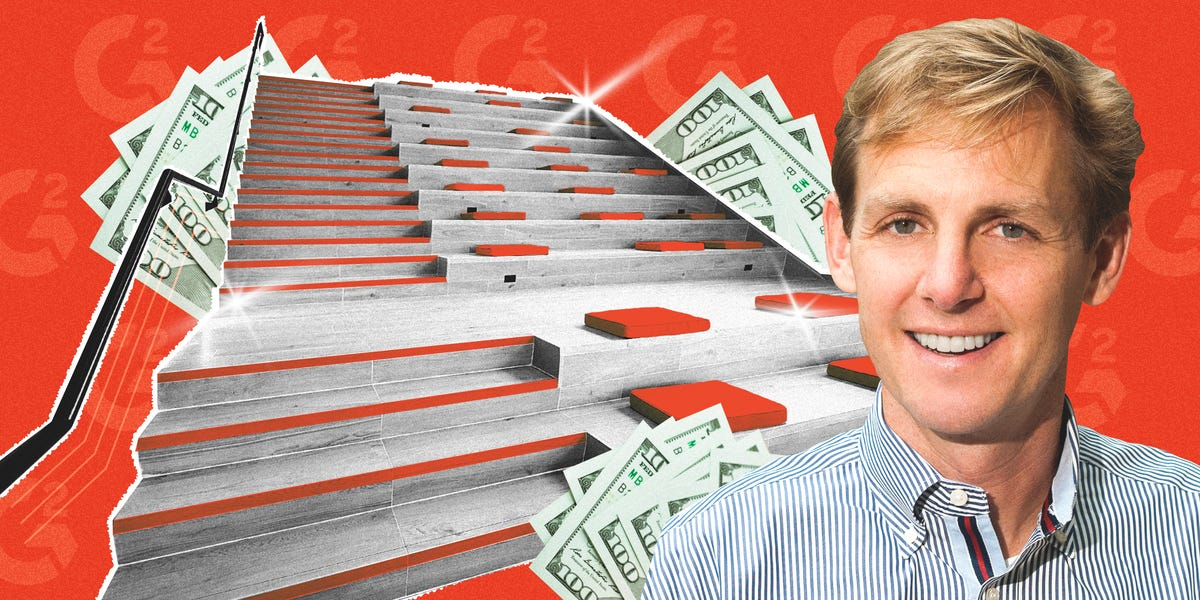 G2 applied for PPP loan after building $1 million staircase