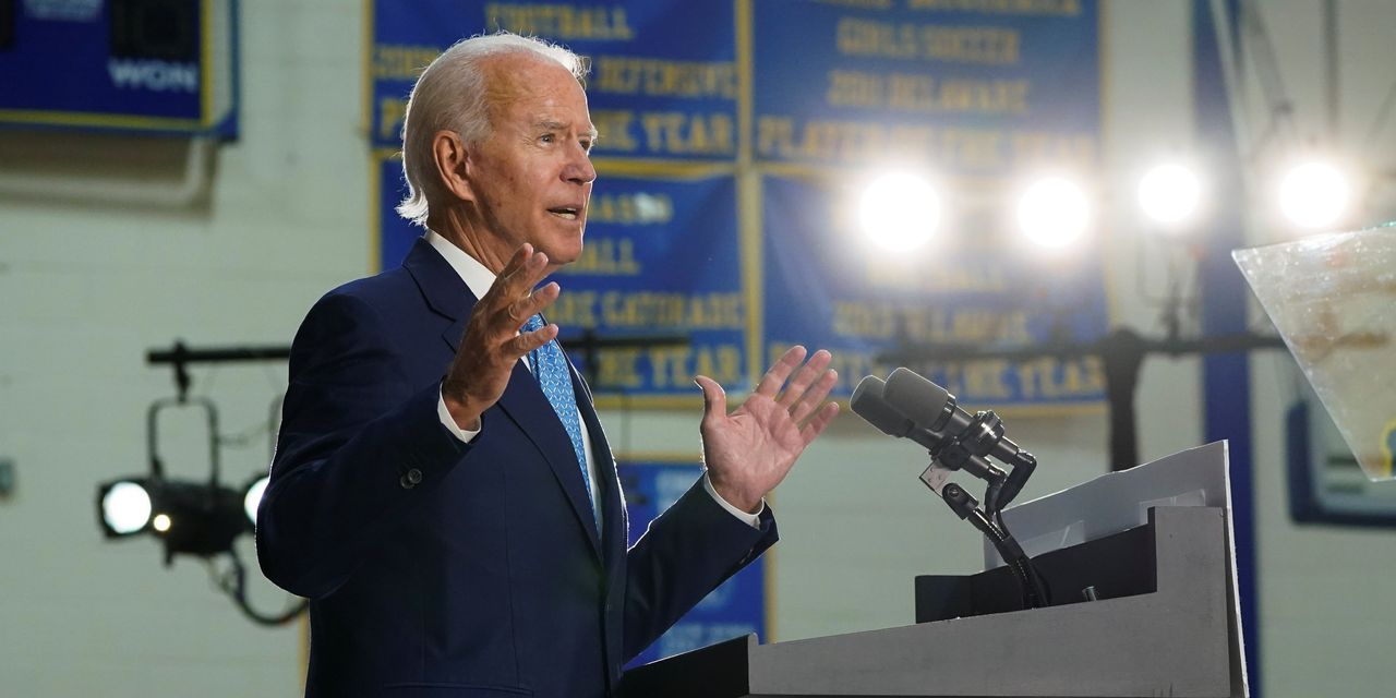 Joe Biden Set to Release $2 Trillion Climate Agenda