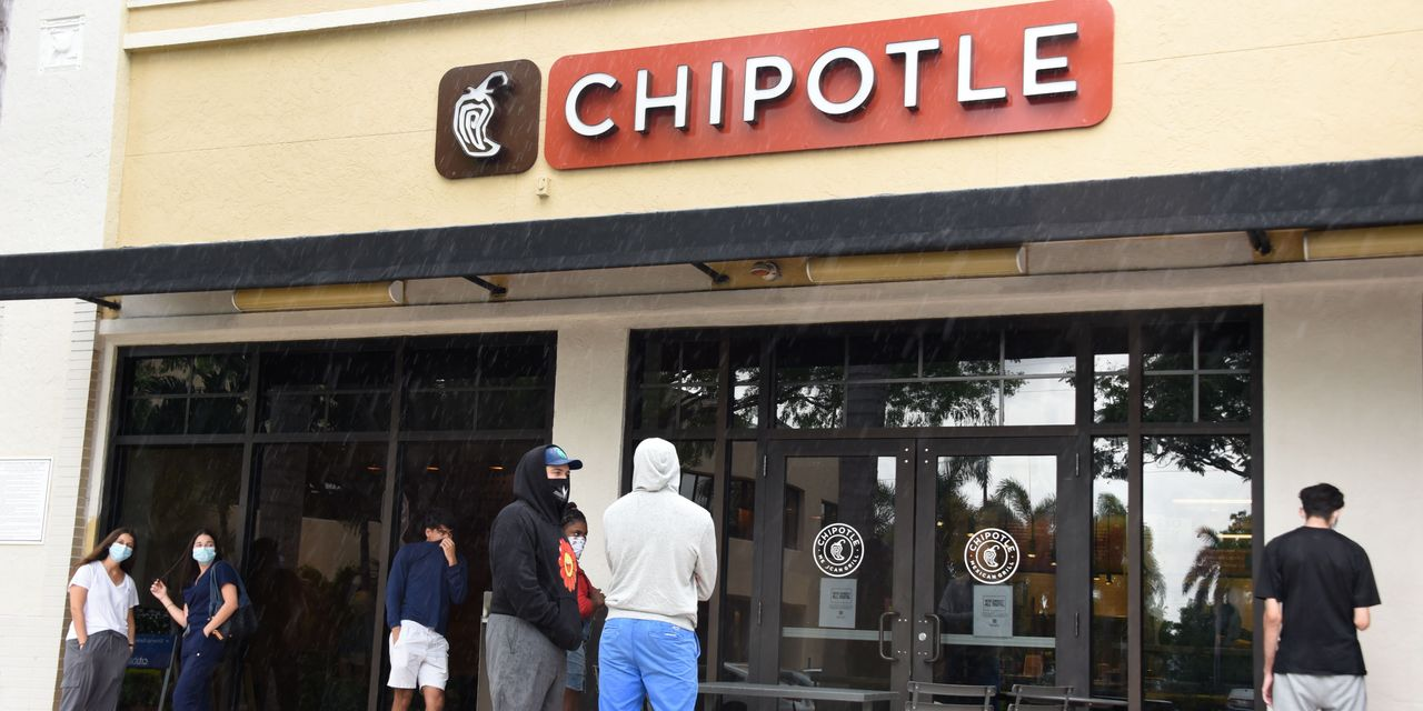 Chipotle to Hire 10,000 Employees as it Adds Drive-Through Lanes