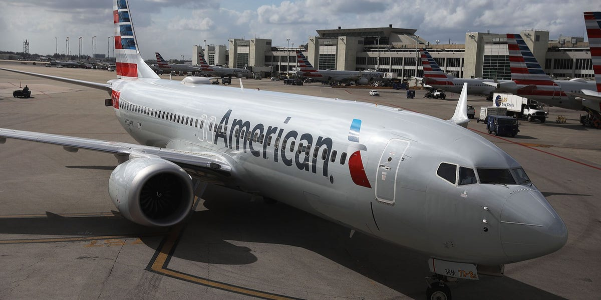 Black social worker sues American Airlines over kidnapping allegation