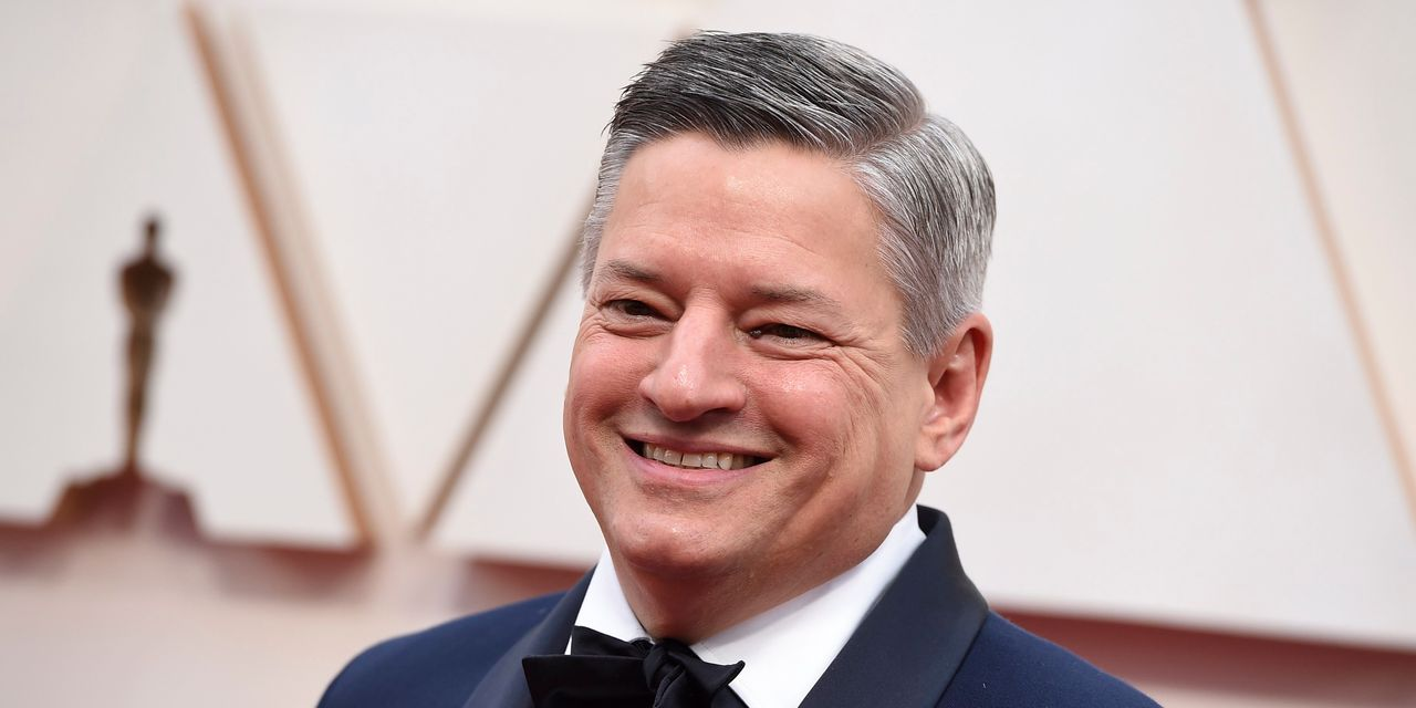 Netflix Names Ted Sarandos Co-CEO, Adds 10 Million Subscribers