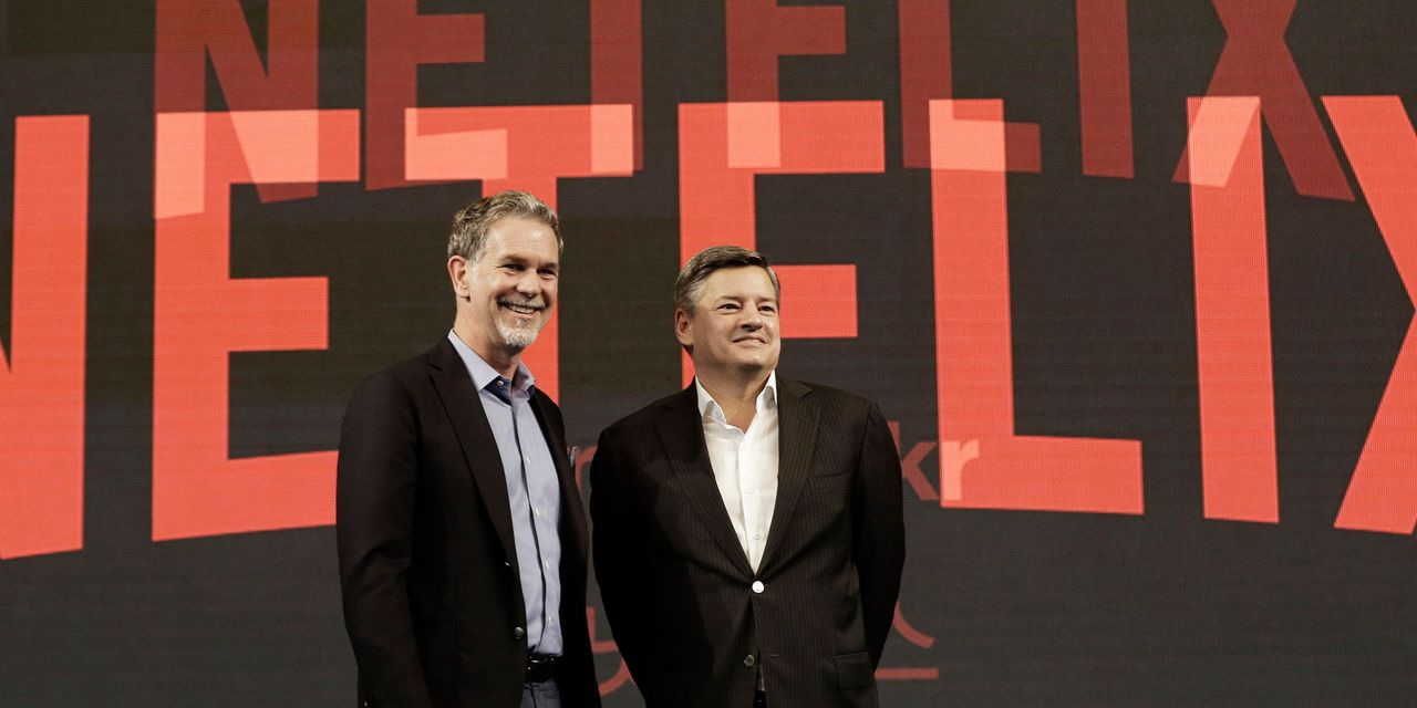 Co-CEOs Are Out of Style. Why Is Netflix Resurrecting the Management Model?