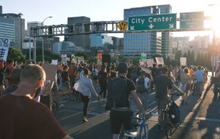 In Portland, Protests Continue and Federal Agents Arrive, Raising Tensions