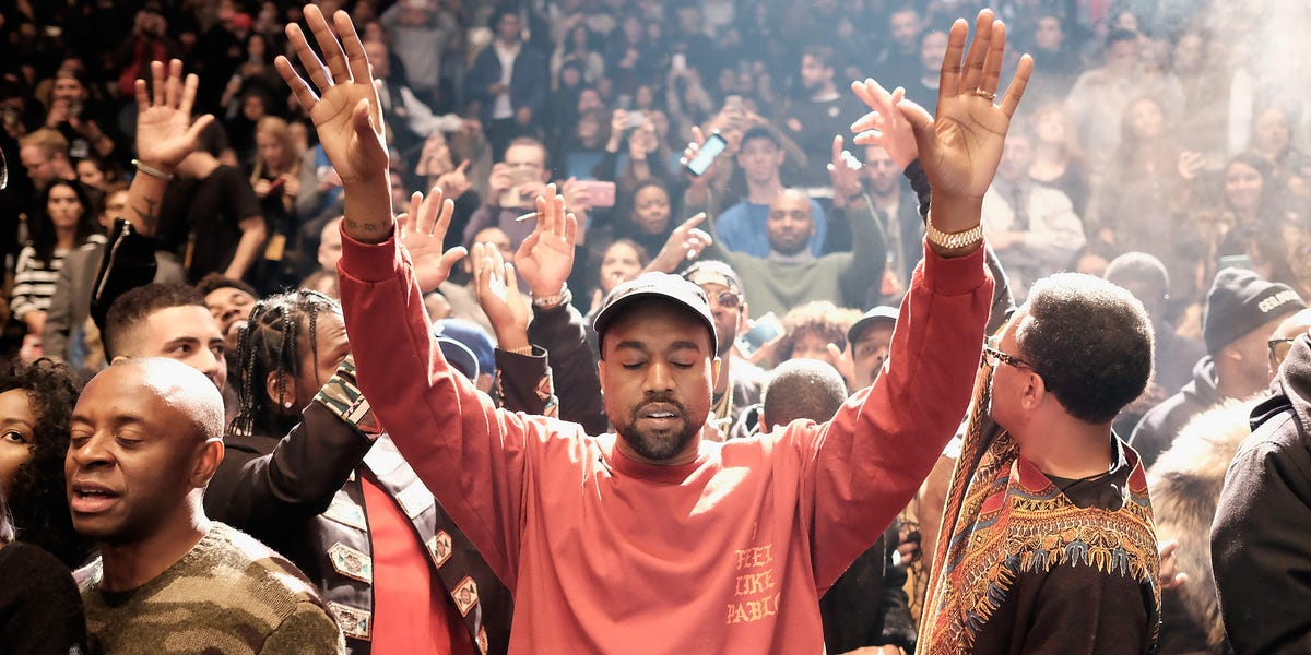 Even Kanye West can't save Gap, UBS says in brutal report on the retailer's Yeezy deal